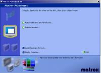 Monitor Adjustments